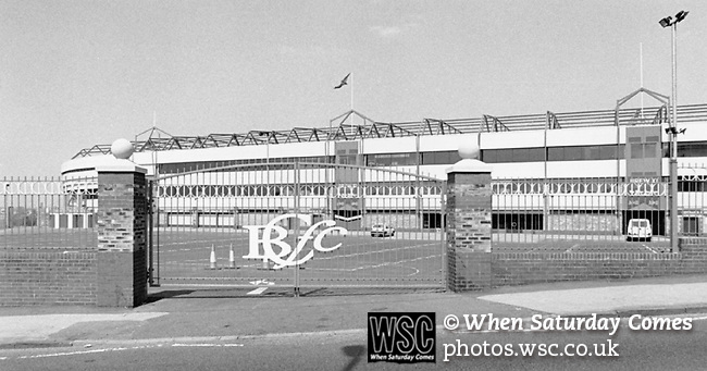 St Andrew's home of Birmingham City FC. Photo by Tony Davis