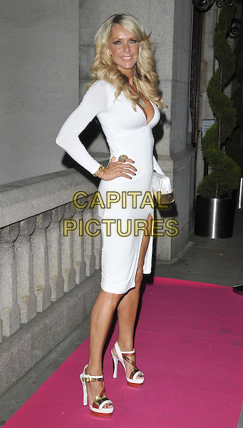 LONDON, ENGLAND - OCTOBER 02: Celia Sawyer attends the Inspiration Awards For Women 2014, Cadogan Hall, Sloane Terrace, on Thursday October 02, 2014 in London, England, UK. <br /> CAP/CAN<br /> &copy;Can Nguyen/Capital Pictures