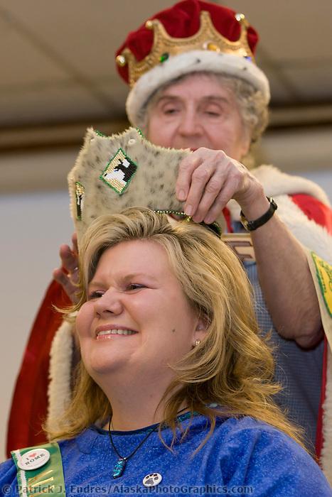 2008 All Alaska Sweepstakes queen Katie Schobert