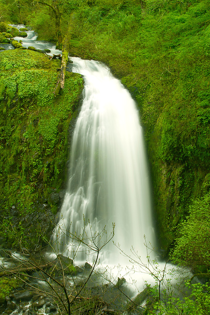 Upper McCord Falls, Oregon