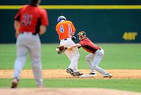 Mitchell Baseball 4/25/2012