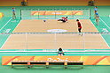 Akiko Adachi (JPN),<br /> SEPTEMBER 14, 2016 - Goalball : <br /> Quater-Final <br /> match between Japan - China<br /> at Future Arena<br /> during the Rio 2016 Paralympic Games in Rio de Janeiro, Brazil.<br /> (Photo by Shingo Ito/AFLO)
