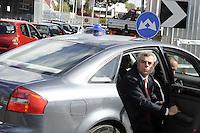 Inaugurata la Nuova Circonvallazione Interna (Tangenziale Est), aperta al traffico già dalle 6 di questa mattina.Nella foto  Mauro Moretti
