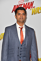 Divian Ladwa at the premiere for &quot;Ant-Man and the Wasp&quot; at the El Capitan Theatre, Los Angeles, USA 25 June 2018<br /> Picture: Paul Smith/Featureflash/SilverHub 0208 004 5359 sales@silverhubmedia.com