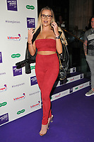 Georgia Kousoulou at the Specsavers' Spectacle Wearer of the Year Awards 2017, 8 Northumberland Avenue, Northumberland Avenue, London, England, UK, on Tuesday 10 October 2017.<br /> CAP/CAN<br /> &copy;CAN/Capital Pictures