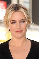 Kate Winslet<br /> at the Kate Winslet Star on the Hollywood Walk of Fame, Hollywood, CA 03-17-14<br /> David Edwards/DailyCeleb.Com 818-249-4998