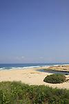 Israel, Southern Coastal Plain, Nahal Sorek National Park