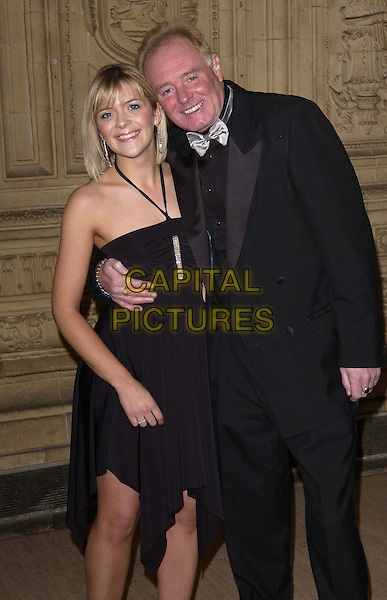 JANE DANSON.10th Anniversary National Television Awards, Royal Albert Hall, London, October 26th 2004..half length .Ref: FIN.www.capitalpictures.com.sales@capitalpictures.com.©Steve Finn/Capital Pictures .