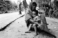 Unrecognized and unwanted in Bangladesh, the Bangladesh government has permitted little or no humanitarian assistance to be given to the thousands of undocumented Rohingya living in southern Bangladesh. (2006)