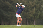 April 15, 2014; Bremerton, WA, USA; Pepperdine Waves golfer Liv Cheng during the WCC Golf Championships at Gold Mountain Golf Club.