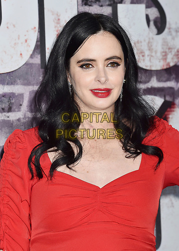 """HOLLYWOOD, CA - MAY 28: Krysten Ritter attends a Special Screening Of Netflix's """"Jessica Jones"""" Season 3 at ArcLight Hollywood on May 28, 2019 in Hollywood, California.<br /> CAP/ROT/TM<br /> ©TM/ROT/Capital Pictures"""