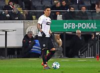 Carlos Salcedo (Eintracht Frankfurt) - 07.02.2018: Eintracht Frankfurt vs. 1. FSV Mainz 05, DFB-Pokal Viertelfinale, Commerzbank Arena