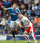 Rob Kiernan and Craig Sibbald