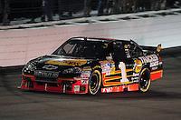May 2, 2009; Richmond, VA, USA; NASCAR Sprint Cup Series driver Martin Truex Jr during the Russ Friedman 400 at the Richmond International Raceway. Mandatory Credit: Mark J. Rebilas-