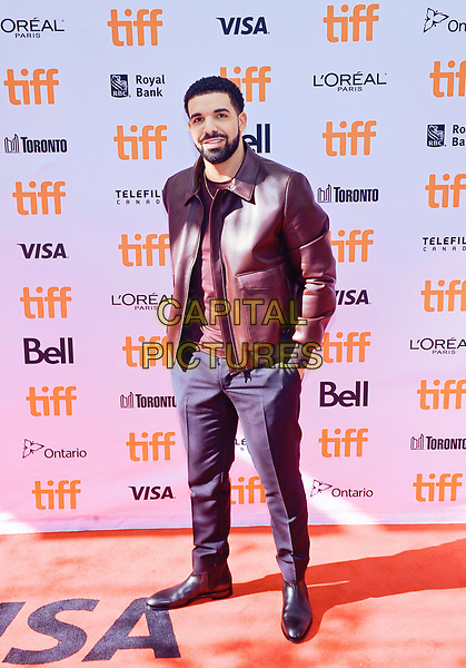 09 September 2017 - Toronto, Ontario Canada - Drake. 2017 Toronto International Film Festival - &quot;The Carter Effect&quot; Premiere held at Roy Thomson Hall. <br /> CAP/ADM/BPC<br /> &copy;BPC/ADM/Capital Pictures