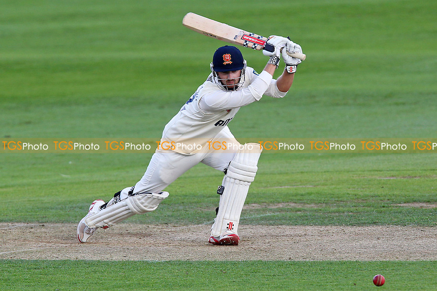 Jaik Mickelburgh in batting action for Essex - Essex CCC vs Glamorgan CCC - LV County Championship Division Two Cricket at the Essex County Ground, Chelmsford, Essex - 18/09/13 - MANDATORY CREDIT: Gavin Ellis/TGSPHOTO - Self billing applies where appropriate - 0845 094 6026 - contact@tgsphoto.co.uk - NO UNPAID USE