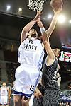 MADRID, Spain (19/01/11). Euroliga de baloncesto. Partido 1 del top 16, grupo G. Euroleague Basketball, Game 1 Top 16, Group G. Real Madrid vs Partizan MT:S..Jorge Garbajosa...©Raul Perez .