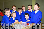 Q&A: Sliabh aMharda NS Ballyduff who took part in the Clanmaurice Credit Union NS Table Quiz at Causeway Comprehensive Gym on Sunday, Sean O'Sullivan, Mira Danielak, Ciiara Donegan, Adam Segal, Mai Whelan, Darragh Quinlan,Josh Diggins and Sarah O'Sullivan.