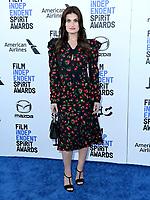 08 February 2020 - Santa Monica - Idina Menzel. 2020 Film Independent Spirit Awards - Arrivals held at Santa Monica Pier. Photo Credit: Birdie Thompson/AdMedia