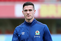 Blackburn Rovers' Darragh Lenihan looks on<br /> <br /> Photographer David Shipman/CameraSport<br /> <br /> The EFL Sky Bet Championship - Nottingham Forest v Blackburn Rovers - Saturday 13th April 2019 - The City Ground - Nottingham<br /> <br /> World Copyright © 2019 CameraSport. All rights reserved. 43 Linden Ave. Countesthorpe. Leicester. England. LE8 5PG - Tel: +44 (0) 116 277 4147 - admin@camerasport.com - www.camerasport.com