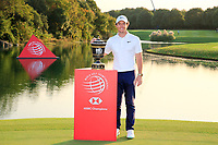 during the final round of the WGC HSBC Champions, Sheshan Golf Club, Shanghai, China. 03/11/2019.<br /> Picture Fran Caffrey / Golffile.ie<br /> <br /> All photo usage must carry mandatory copyright credit (© Golffile | Fran Caffrey)