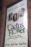 Poster - Cactus Flower at the Westside Theatre/Upstairs, New York City, New York on March 5, 2011. (Photo by Sue Coflin/Max Photos)