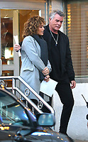 www.acepixs.com<br /> <br /> May 11 2017, New York City<br /> <br /> Actors Jennifer Lopez and Ray Liotto were on the set of the TV show 'Shades of Blue' on May 11 2017 in New York City<br /> <br /> By Line: Zelig Shaul/ACE Pictures<br /> <br /> <br /> ACE Pictures Inc<br /> Tel: 6467670430<br /> Email: info@acepixs.com<br /> www.acepixs.com