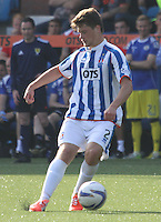 Ross Barbour in the Kilmarnock v St Mirren Scottish Professional Football League Premiership match played at Rugby Park, Kilmarnock on 13.9.14.