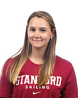 Stanford, CA - September 20, 2019: AnaClare Sole, Athlete and Staff Headshots