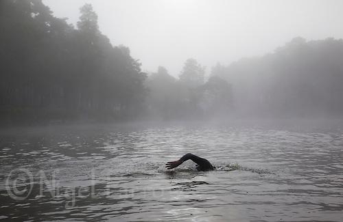 11 JUN 2011 - BRANSGORE, GBR - Enduroman Ultra Triathlon Championships (PHOTO (C) NIGEL FARROW)