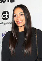 LOS ANGELES, CA - NOVEMBER 8: Rosario Dawson, at the Eva Longoria Foundation Dinner Gala honoring Zoe Saldana and Gina Rodriguez at The Four Seasons Beverly Hills in Los Angeles, California on November 8, 2018. Credit: Faye Sadou/MediaPunch