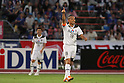 Shinji Ono (S-Pulse), JULY 9th, 2011 - Football : Shinji Ono of Shimizu S-Pulse celebrates after scoring the opening goal during the 2011 J.League Division 1 match between Ventforet Kofu 1-2 Shimizu S-Pulse at Yamanashi Chuo Bank Stadium in Yamanashi, Japan. (Photo by Kenzaburo Matsuoka/AFLO).O)