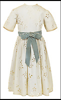 BNPS.co.uk (01202) 558833<br /> Picture: ProfilesInHistory/BNPS<br /> <br /> ****Please use full byline****<br /> <br /> Von Trapp childrens costume.<br /> <br /> A set of iconic costumes worn by singing family the Von Trapps in hit film The Sound of Music has emerged for sale for &pound;150,000.<br /> <br /> The collection includes 14 outfits from the celebrated 1965 musical which starred Brit Julie Andrews as a nun who teaches the children of a widowed Navy officer to sing.<br /> <br /> The highlight of the set is a uniform worn by Christopher Plummer as Captain Georg Von Trapp in famed songs 'So Long, Farewell' and 'Edelweiss'.<br /> <br /> Also included are five of the seven Von Trapp children's outfits from the same numbers and two capes worn by the children in 'Climb Ev'ry Mountain'.