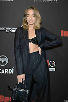 ATLANTA, GA - FEBRUARY 02: Jasmine Sanders at the Sports Illustrated presents Saturday Night Lights event powered by Matthew Gavin Enterprises and Talent Resources Sports on February 2, 2019 in Atlanta, Georgia. <br /> CAP/MPIIS<br /> &copy;MPIIS/Capital Pictures