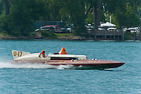 "13 July 2008  APBA Gold Cup.U-17 ""My Sweetie -John Francis-"" Horace Dodge, Jrs.  displacement Unlimited .©2008 F.Peirce Williams."