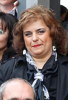 Presentazione dei candidati al consiglio comunale di Napoli del movimento cinque stelle<br /> Felicia Ruggiero