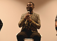 """LOS ANGELES, CA - AUGUST 16:   David Oyelowo at the Ava Duvernay Hosted Special Screening of the Blumhouse film """"Don't Let Go"""" at the Amanda Theater at Array Creative Campus on August 16, 2019 in Los Angeles, California. (Photo by Scott Kirkland/Blumhouse/PictureGroup)"""