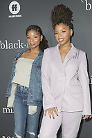 "LOS ANGELES - SEP 17:  Halle Bailey, Chloe Bailey at the POPSUGAR X ABC ""Embrace Your Ish"" Event at the Goya Studios on September 17, 2019 in Los Angeles, CA"