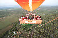 20150121 21 January Hot Air Balloon Cairns