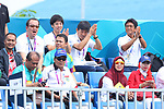 General view,<br /> AUGUST 29, 2018 - Skateboarding : <br /> Women's Park  Final<br /> at Jakabaring Sport Center Skatepark <br /> during the 2018 Jakarta Palembang Asian Games <br /> in Palembang, Indonesia. <br /> (Photo by Yohei Osada/AFLO SPORT)