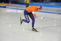SPEEDSKATING: BERLIN: Sportforum Berlin, 29-01-2017, ISU World Cup, 3000m Ladies A Division, Melissa Wijfje (NED), ©photo Martin de Jong