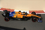 04.12.2019, Yas Marina Circuit, Abu Dhabi, Formel 1 Testfahrten Abu Dhabi 2019<br />, im Bild<br />Carlos Sainz Jr. (SPA#55), McLaren F1 Team<br /> <br /> Foto © nordphoto / Bratic