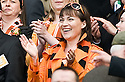 15/05/2010   Copyright  Pic : James Stewart.sct_js036_ross_county_v_dundee_utd  .:: TV CELEBRITY LORRAINE KELLY  WATCHES AS HER TEAM, DUNDEE UTD, LIFT THE SCOTTISH CUP ::  .James Stewart Photography 19 Carronlea Drive, Falkirk. FK2 8DN      Vat Reg No. 607 6932 25.Telephone      : +44 (0)1324 570291 .Mobile              : +44 (0)7721 416997.E-mail  :  jim@jspa.co.uk.If you require further information then contact Jim Stewart on any of the numbers above.........