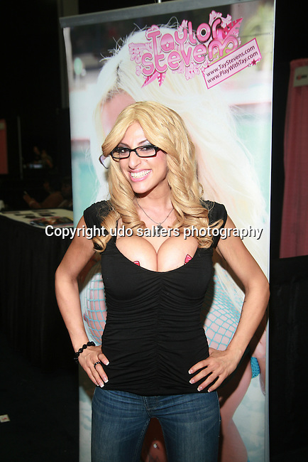 Adult Film Actress Taylor Stevens Attends 2011 EXXXOTICA Expo Held at the New Jersey Convention and Exposition Center,  11/4/11