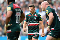 George Ford of Leicester Tigers. Aviva Premiership match, between Leicester Tigers and Bath Rugby on September 3, 2017 at Welford Road in Leicester, England. Photo by: Patrick Khachfe / Onside Images