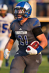 LCA takes on Estill County, Friday Aug. 29, 2014  in Lexington, Ky. Photo by Mark Mahan