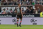22.07.2017, Millerntor-Stadion, Hamburg, GER, FSP, FC St. Pauli vs SV Werder Bremen<br /> <br /> im Bild<br /> Christopher Buchtmann (St. Pauli #10), <br /> <br /> Foto &copy; nordphoto / Ewert