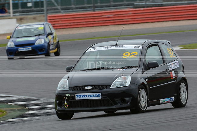 Chris Broad/Roger Everett - Ford Fiesta ST