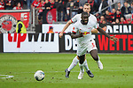 05.10.2019, BayArena, Leverkusen, GER, 1. FBL, Bayer 04 Leverkusen vs. RB Leipzig,<br />  <br /> DFL regulations prohibit any use of photographs as image sequences and/or quasi-video<br /> <br /> im Bild / picture shows: <br /> Dayot Upamecano (RB Leipzig #5), und Timo Werner (RB Leipzig #11), <br /> <br /> Foto © nordphoto / Meuter