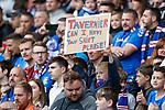 21.07.2019: Rangers v Blackburn Rovers: Rangers fans